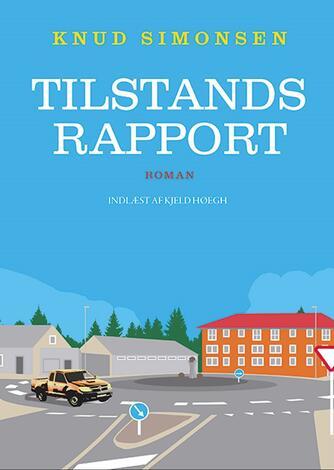 Knud Simonsen: Tilstandsrapport : roman