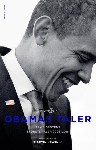 Barack Obama: Obamas taler : præsidentens største taler 2008-2016