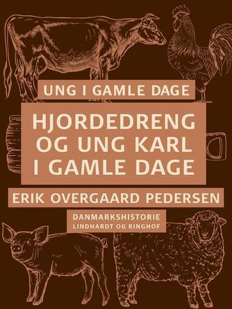 Erik Overgaard Pedersen: Ung i gamle dage : Danmarkshistorie. 3, Hjordedreng og ung karl i gamle dage