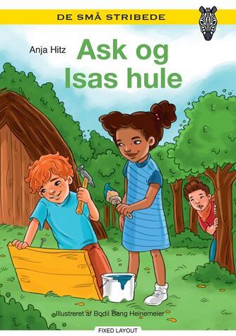 Anja Hitz: Ask og Isas hule