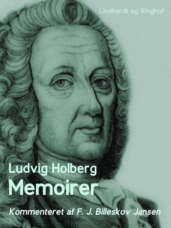 Ludvig Holberg: Memoirer
