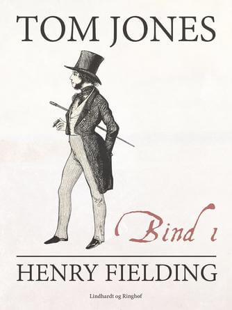 Henry Fielding: Tom Jones. Bind 1