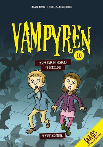 Mikkel Messer: Vampyren