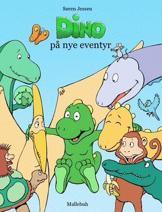 Søren Jessen (f. 1963): Dino på nye eventyr