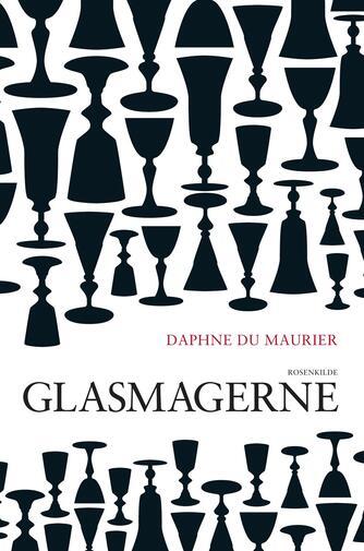 Daphne Du Maurier: Glasmagerne