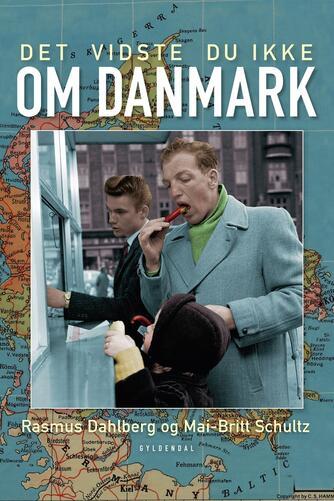 Mai-Britt Schultz, Rasmus Dahlberg: Det vidste du ikke om Danmark