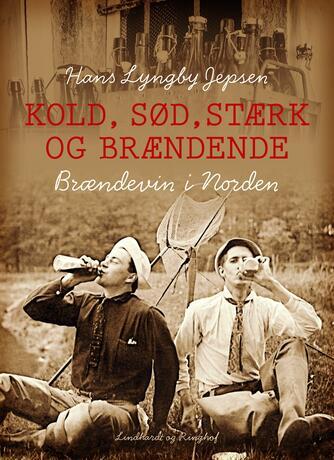 Hans Lyngby Jepsen: Kold, sød, stærk og brændende : brændevin i Norden