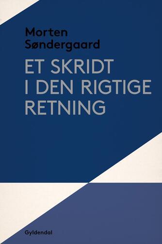 Morten Søndergaard (f. 1964): Et skridt i den rigtige retning
