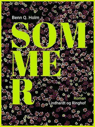Benn Q. Holm (f. 1962): Sommer : roman