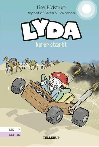 Lise Bidstrup: Lyda kører stærkt