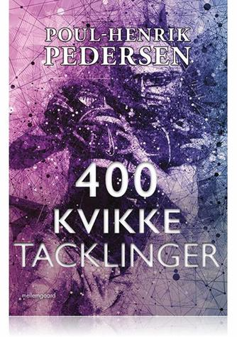 Poul-Henrik Pedersen (f. 1945): 400 kvikke tacklinger