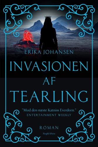 Erika Johansen: Invasionen af Tearling : roman