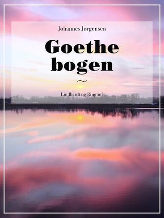 Johannes Jørgensen (f. 1866): Goethe bogen