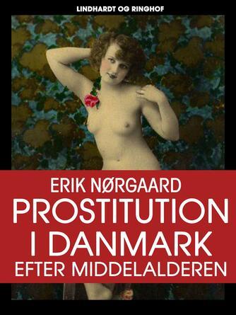 Erik Nørgaard (f. 1929): Prostitution i Danmark efter middelalderen