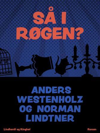 Anders Westenholz (f. 1936): Så I røgen? : roman