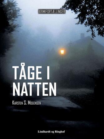 Karsten S. Mogensen (f. 1954): Tåge i natten : krimifortællinger