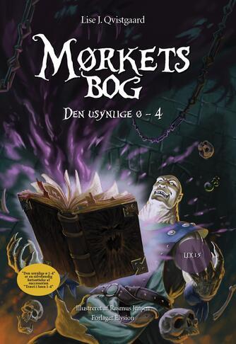 Lise J. Qvistgaard: Mørkets bog