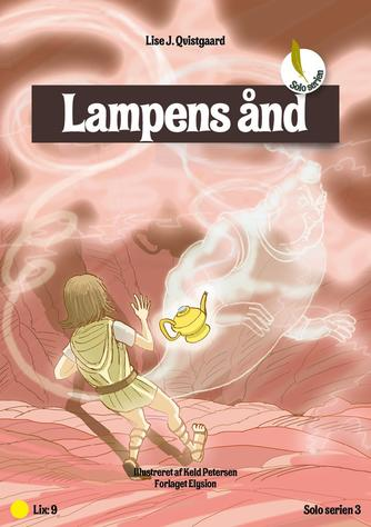Lise J. Qvistgaard: Lampens ånd