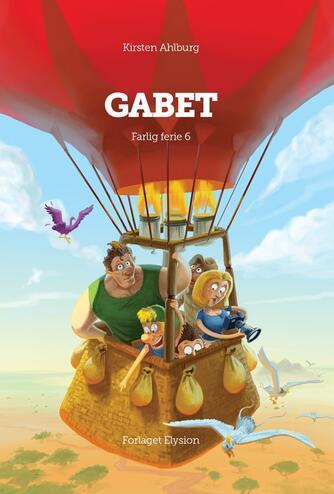 Kirsten Ahlburg: Gabet