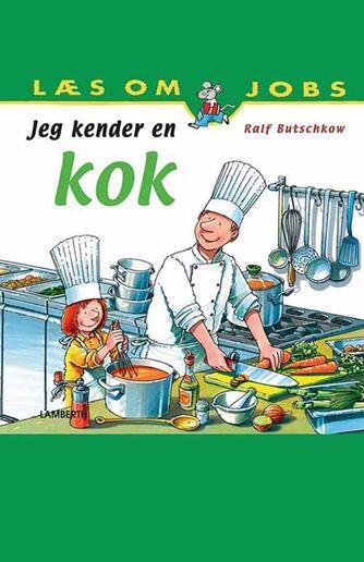 Ralf Butschkow: Jeg kender en kok