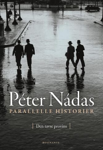 Péter Nádas: Parallelle historier. Bind 1, Den tavse provins