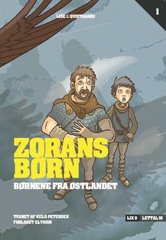 Lise J. Qvistgaard: Zorans børn