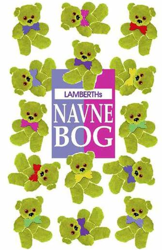 : Lamberths navnebog