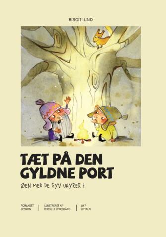 Birgit Lund (f. 1948): Tæt på den gyldne port