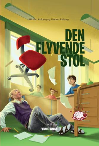 Kirsten Ahlburg: Den flyvende stol