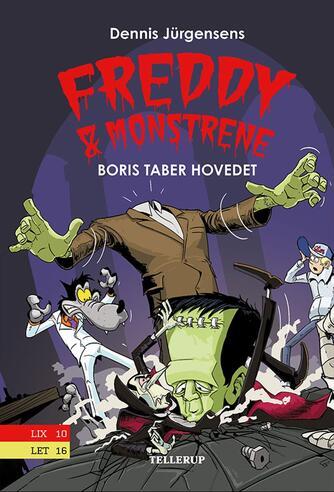 Jesper W. Lindberg: Boris taber hovedet