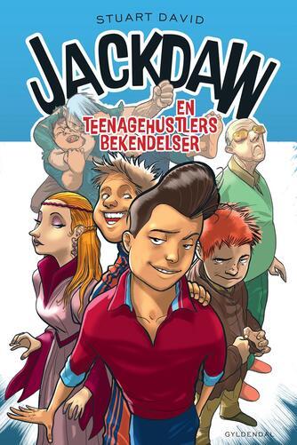 Stuart David: Jackdaw : en teenagehustlers bekendelser