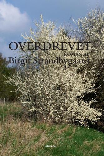 Birgit Strandbygaard: Overdrevet : roman