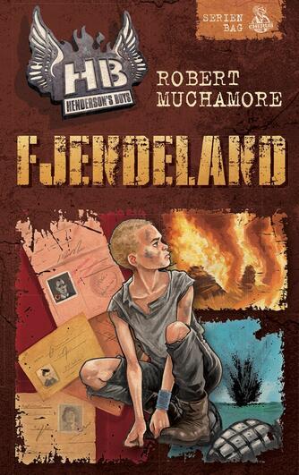 Robert Muchamore: Fjendeland