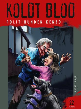 Jørn Jensen (f. 1946): Politihunden Kenzo