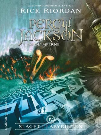 Rick Riordan: Slaget i labyrinten