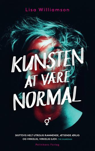 Lisa Williamson (f. 1980): Kunsten at være normal