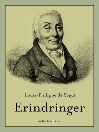 Louis-Philippe de Ségur: Erindringer