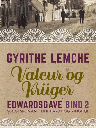 : Edwards gave - Valeur og Krüger