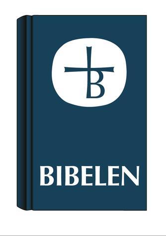 : Bibelen : Den hellige skrifts kanoniske bøger, autoriseret af Hendes Majestæt Dronning Magrethe II