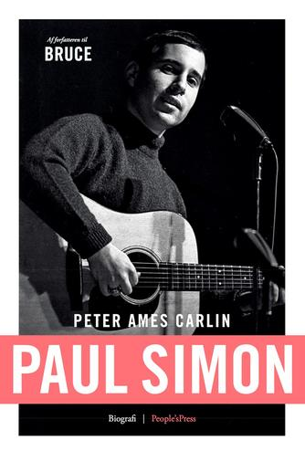 Peter Ames Carlin: Paul Simon : biografi