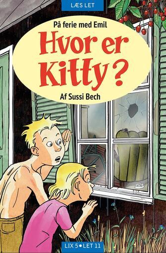 Sussi Bech: Hvor er Kitty?