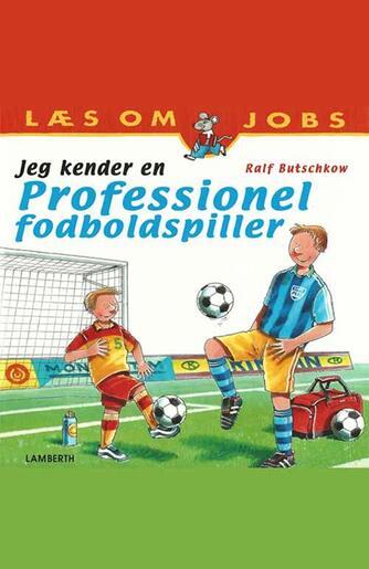 Ralf Butschkow: Jeg kender en professionel fodboldspiller