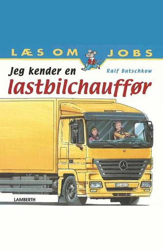 Ralf Butschkow: Jeg kender en lastbilchauffør
