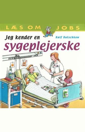 Ralf Butschkow: Jeg kender en sygeplejerske