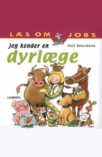 Ralf Butschkow: Jeg kender en dyrlæge