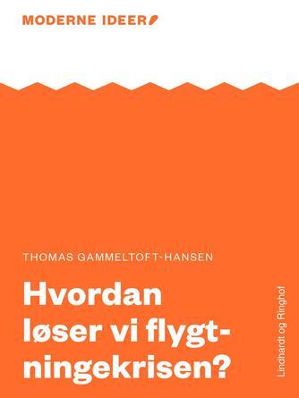Thomas Gammeltoft-Hansen: Hvordan løser vi flygtningekrisen?