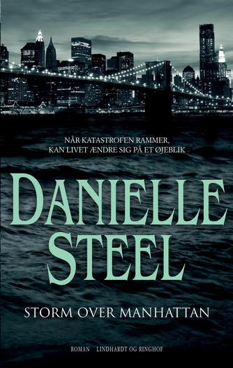 Danielle Steel: Storm over Manhattan : roman