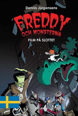 : Freddy och monsterna #2: Film på slottet