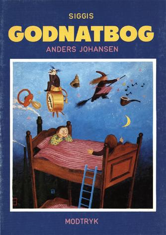 Anders Johansen (f. 1953): Siggis godnatbog