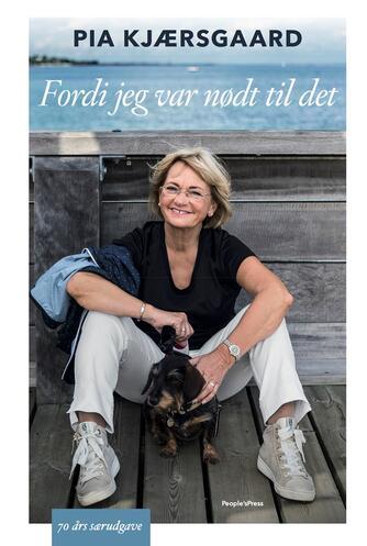 Pia Kjærsgaard, Jette Meier Carlsen: Fordi jeg var nødt til det